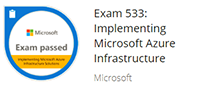 533 Infrastructure