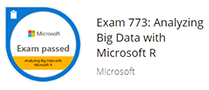 773 Big Data with Microsoft R