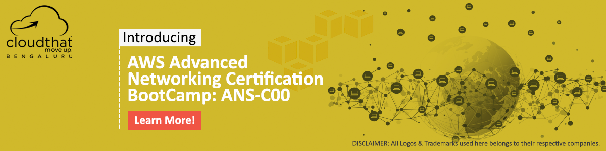 AWS Advanced Networking Certification BootCamp: ANS-C00