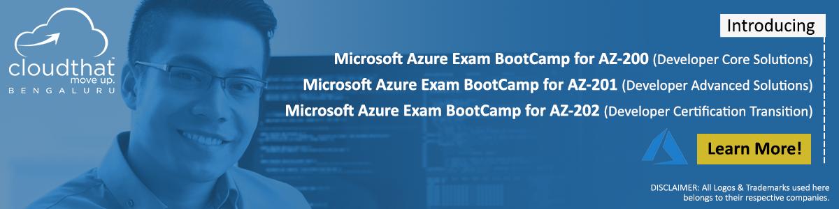 Microsoft Azure Developer Courses