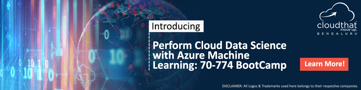 Perform Cloud Data Science with Azure Machine Learning: 70-774