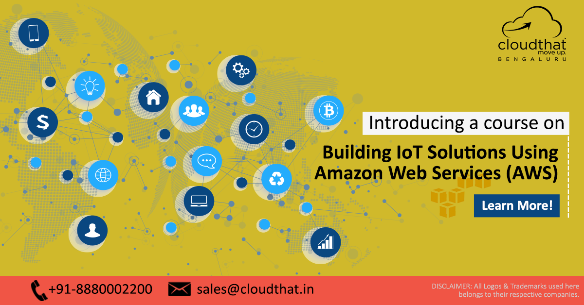 Building IoT Solutions Using Amazon Web Services (AWS)