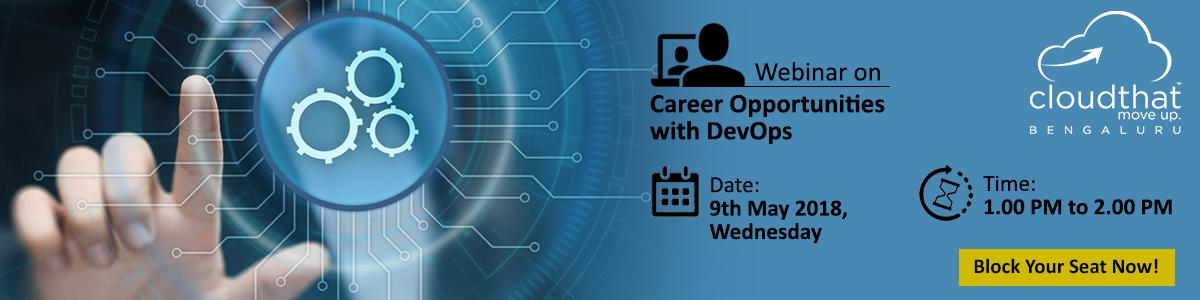 Career Opportunities with DevOps