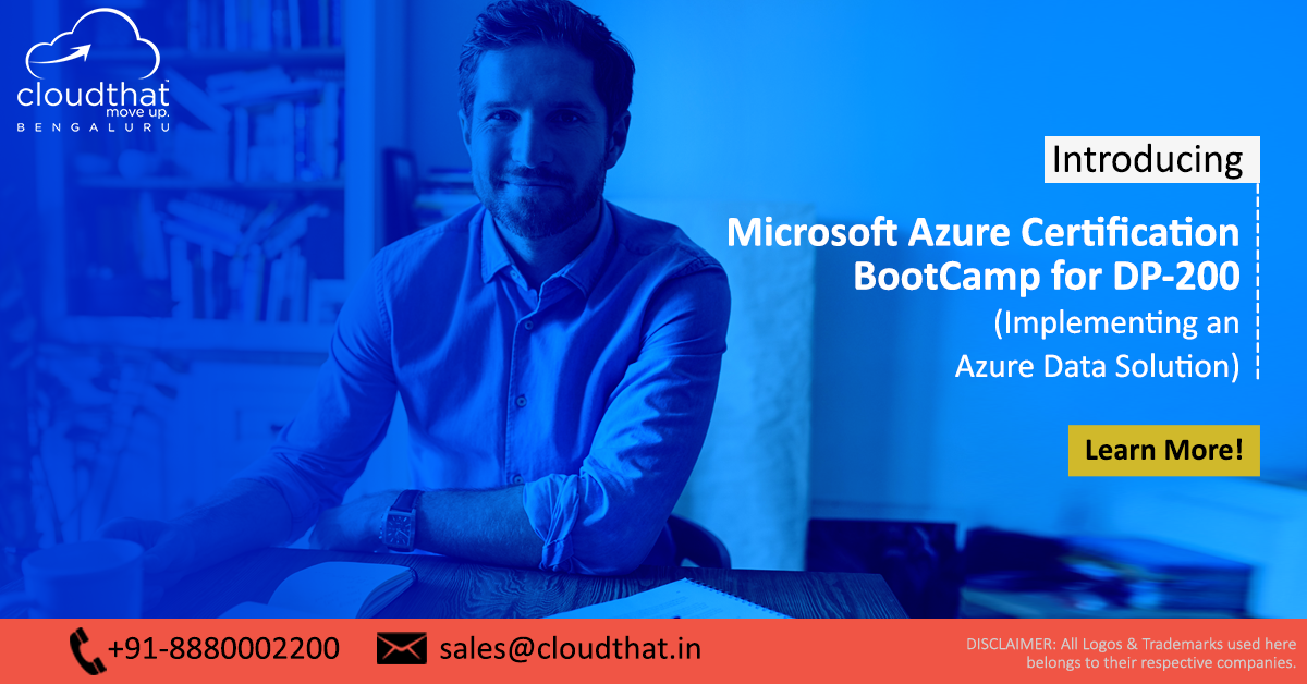 Microsoft Azure Certification BootCamp for DP-200