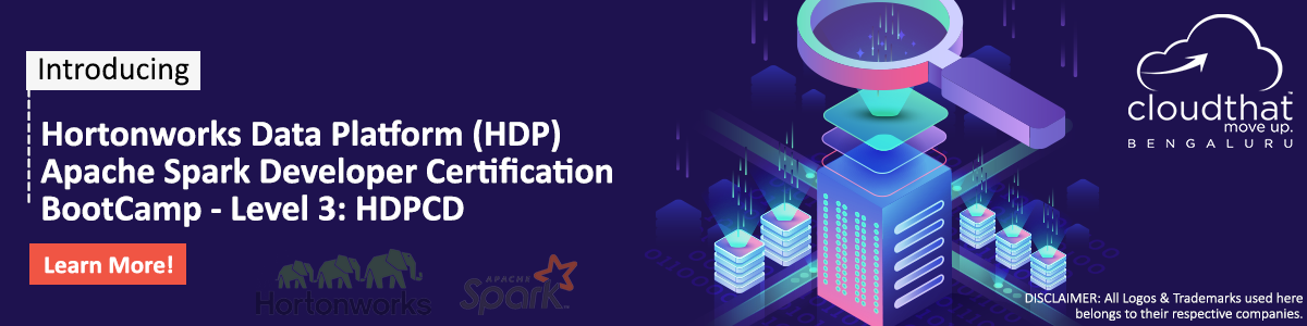 Hortonworks Data Platform (HDP) Apache Spark Developer Certification BootCamp – Level 3: HDPCD
