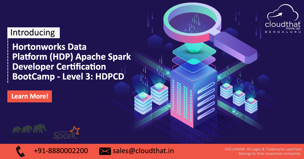 Hortonworks Data Platform (HDP) Apache Spark Developer Certification