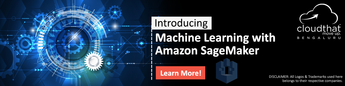 Machine Learning with Amazon SageMaker