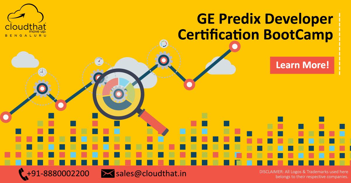GE Predix Developer Certification BootCamp